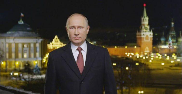 Поздравление президента Владимира Путина с Новым годом 2021 уже услышали на Дальнем Востоке itemprop=