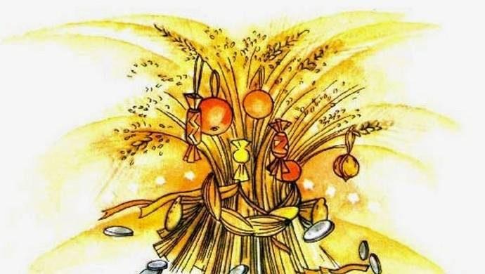 Традиции подскажут, куда девать зерно после посевания на Старый Новый год itemprop=