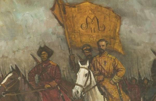 Клад барона Унгерна — золото спрятано где-то в степи itemprop=