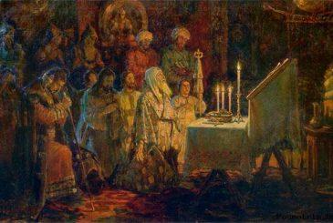 Почему так горевал митрополит Алексий после ухода ханши Тайдула