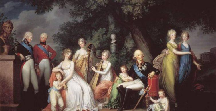 Как императрица Александра Федоровна измены мужа Николая терпела itemprop=