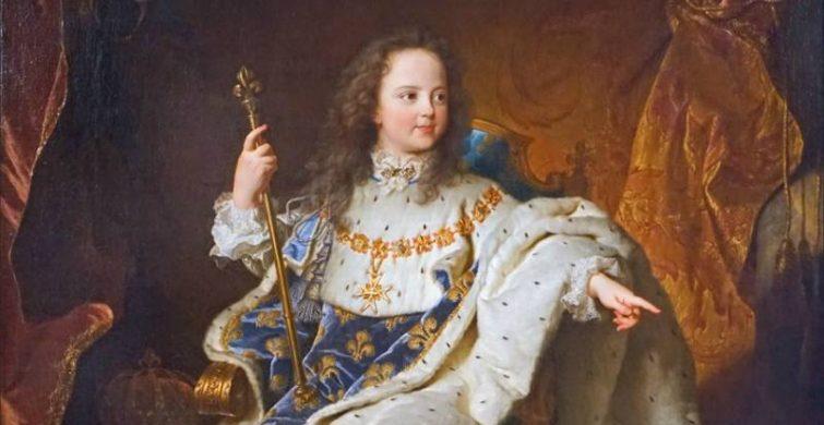 Чем пахло от короля-солнце Людовика XIV itemprop=