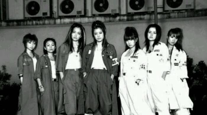 Как в Японии банды сукэбан наводили ужас на население itemprop=