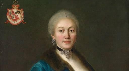 Княгиня Екатерина Дашкова — фаворитка или изгнанница? itemprop=