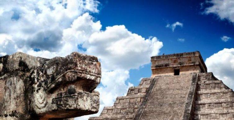 Пирамида Кукулькана: что находится внутри архитектурного шедевра itemprop=