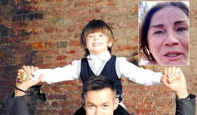 Маленького сына Стаса Пьехи и Натальи Горчаковой жестоко избила жена Безбородова itemprop=