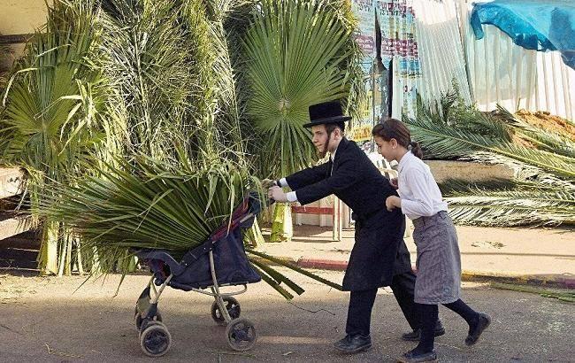 Традиции праздника Суккот