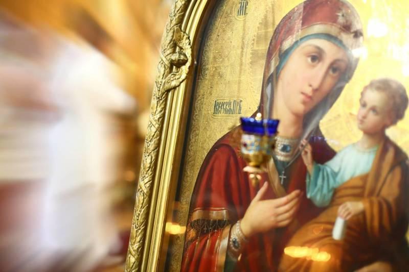 Празднование Рождества Пресвятой Богородицы