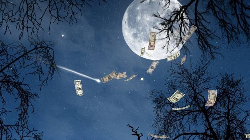 Удачные и не удачные дни для денег в октябре 2021 года