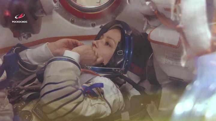 «Вызов» – первый фильм, который снимут в космосе