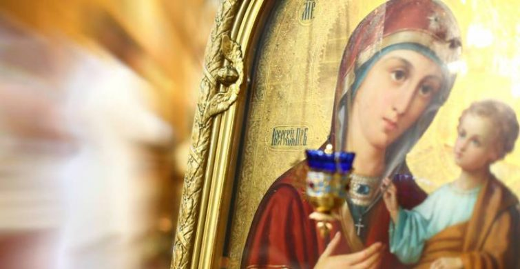 Рождество Пресвятой Богородицы 21 сентября 2021 года — что нельзя делать, икона itemprop=