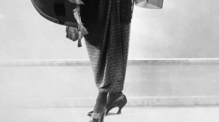 Что такое «хромая» юбка, или как дизайнер Поль Пуаре издевался над женщинами itemprop=