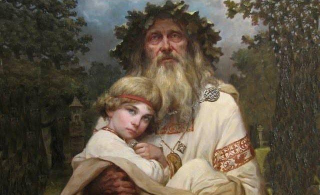 Мудрость предков, или почему до рождения ребенка не говорили его имя itemprop=