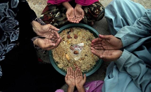 Расписание приема пищи и правила соблюдения поста в Рамадан itemprop=