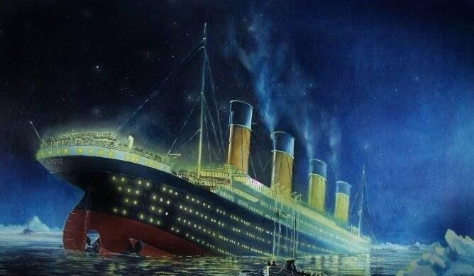 Для кого гибель «Титаника» была очевидной еще до начала его строительства itemprop=