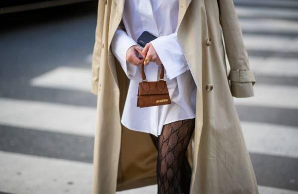 Женские мини-сумки станут модным акцентом в сезоне весна-лето 2021 года itemprop=