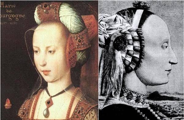 Мода диктует: зачем в Средние века женщины брили лоб itemprop=