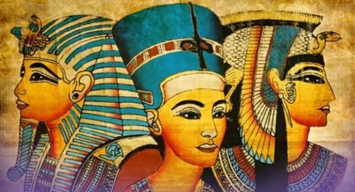 Магический и медицинский смысл египетских стрелок на глазах itemprop=