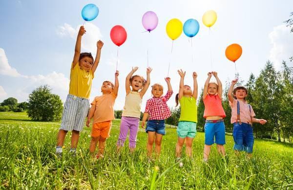 Поздравления с Днем защиты детей и история праздника itemprop=