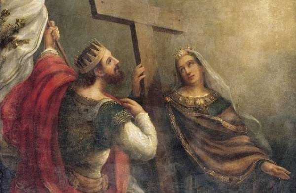 Поздравления с Днем равноапостольных Константина и Елены в стихах и картинках itemprop=
