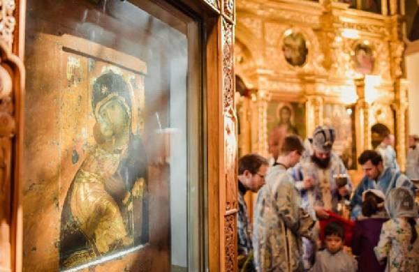 Что нельзя делать в день Владимирской иконы Божией Матери 6 июля itemprop=