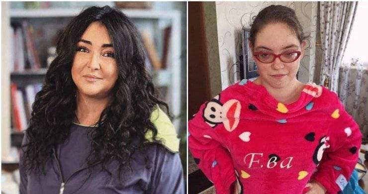 Лолита рассказала о диагнозе единственной дочери, Евы Цекало itemprop=