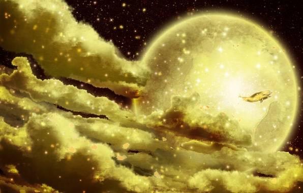 Каким будет «золотое» полнолуние 24 июля 2021 года для знаков Зодиака itemprop=