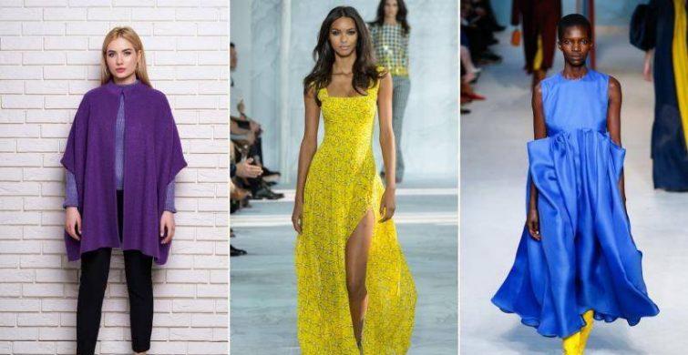 Какие цвета в одежде женщины будут самыми модными осенью и зимой 2021/2022 itemprop=