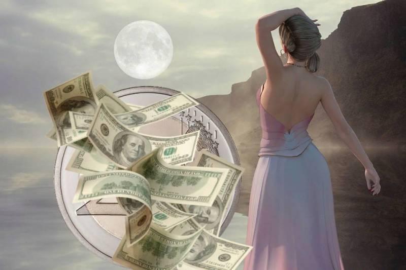 Денежный лунный календарь на октябрь 2021 года, кто разбогатеет в этом месяце